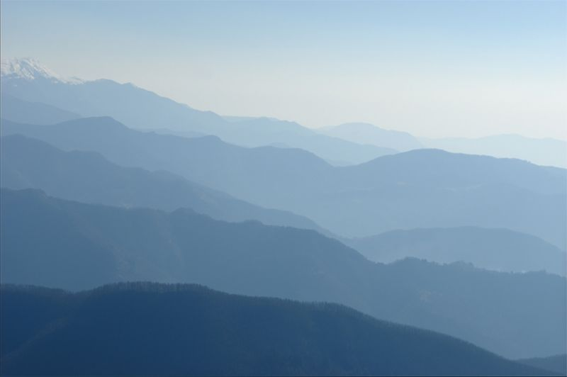 Garfagnana's ridges