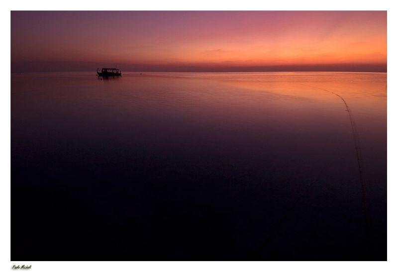 quiet dusk