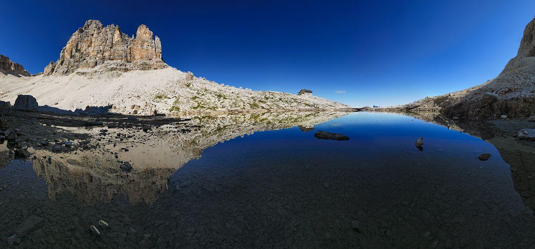 Pisciadu Lake