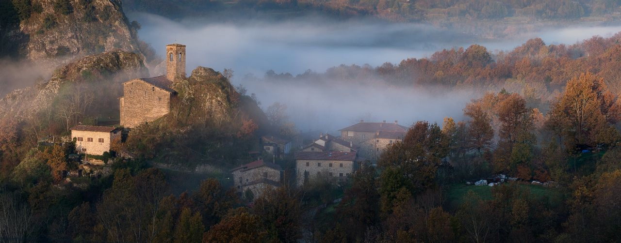 Autumn in Garfagnana