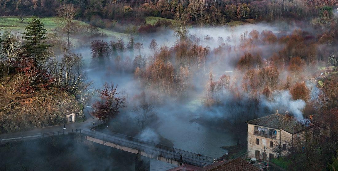 The Mist Maker