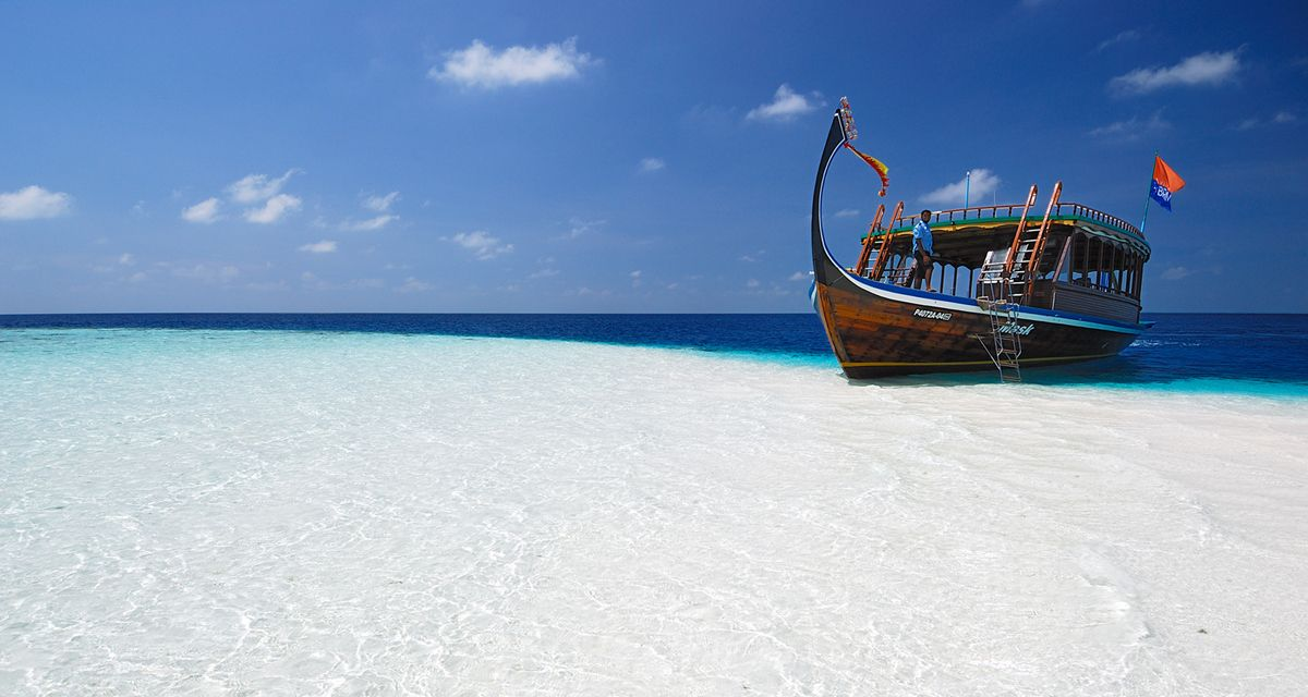 a day ashore