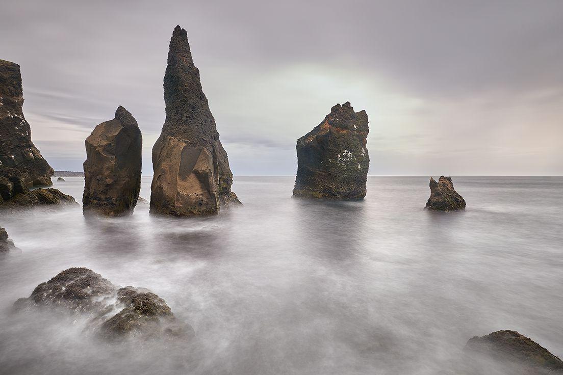 Reykjanes  cliffs